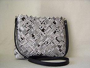 Kabelky - Elegantná crossbody kabelka - 8153326_