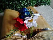 folklórne pierko pre ženícha