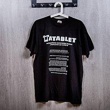 Tričká - Návrat: Interaktívne tričko pre rodičov TATABLET - 8154729_