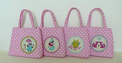 Detské tašky - Detská kabelka do ruky č.2 - 8153930_