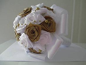 Kytice pre nevestu - svadobná alebo gratulačná kytica - 8155634_