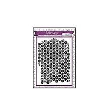 Pomôcky/Nástroje - Gumené razítko Pozadie - Bublinková fólia A6 - 8157682_