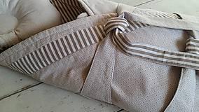 Textil -   ZAVINOVAČKA so spevneným zadným dielom  - 8161097_