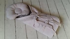 Textil -   ZAVINOVAČKA so spevneným zadným dielom  - 8161101_