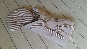 Textil -   ZAVINOVAČKA so spevneným zadným dielom  - 8161106_