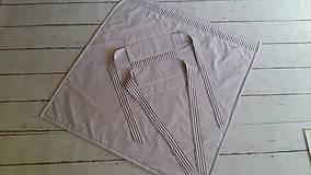 Textil -   ZAVINOVAČKA so spevneným zadným dielom  - 8161111_
