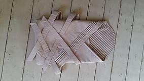 Textil -   ZAVINOVAČKA so spevneným zadným dielom  - 8161112_