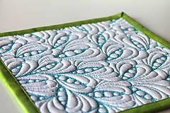 Úžitkový textil - Prostírání barevné - 8160638_