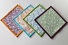 Úžitkový textil - Prostírání barevné - 8160653_