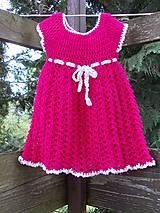 Detské oblečenie - Vintage LeaŠaty - 8160258_