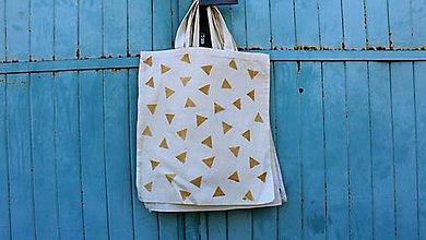Nákupné tašky - trojuhol - 8160092_