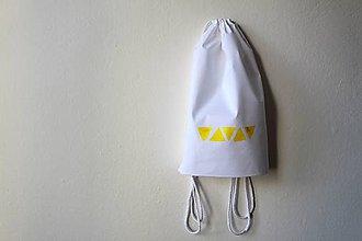 Batohy - Trojuholníkový. - 8160263_