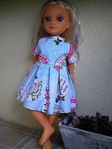 Bábiky - Šaty pre Adelku - 8160458_