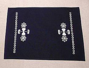 Úžitkový textil - Prestieranie - modrotlač - 8164656_