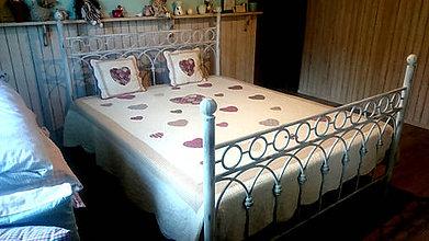 Nábytok - kovaná postel alexandra - 8165132_