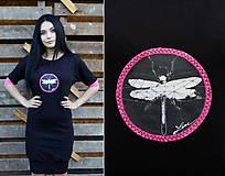 Šaty - Šaty JUNGFER pink - 8164081_