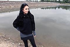 Šaty - Šaty FLEDERMAUS antracit - 8164170_