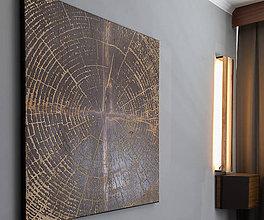 Obrazy - W-Rings (Obraz - Dekoracia) wood rings vision frame - 8163998_