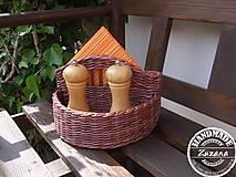 Košíky - Košík na koreničky 25x15x15 - 8163211_