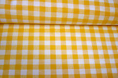 Textil - Bavlnená látka - kanafas - žltý - 8163263_