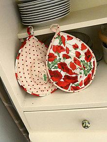 Úžitkový textil - origo chňapky 152 - 8165110_