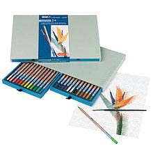 Farby-laky - Sada 24-farbičiek na dizajnové a akvarelové kreslenie - 8165617_