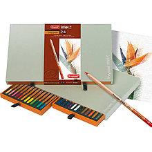 Farby-laky - Sada 24-farbičiek na dizajnové kreslenie - 8165636_