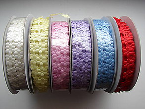 Galantéria - kvetinky (Ružová) - 8165832_
