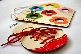 Hračky - Edukačné hračky pre Vikinku - 8166853_