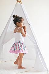 Detské oblečenie - Detská sukňa