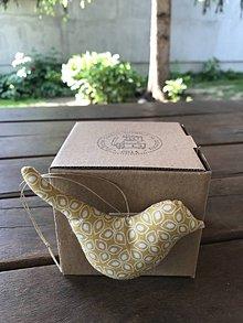 Darčeky pre svadobčanov - Darčeková krabička na jednu dobrotu - 8165519_