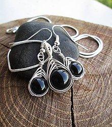 Sady šperkov - onyx - 8167072_