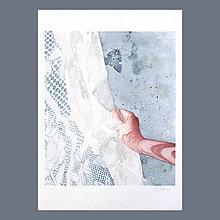 Obrazy - Odpočinek pro probdělé noci - originál, akvarel - 8166348_