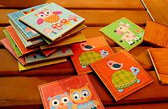Hračky - drevené pexeso - sovičky - 8170240_