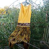 Tričkošaty žltohnedé- zľava z 15 eur