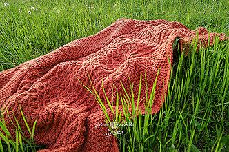Úžitkový textil - Deka BUREL - 8170173_