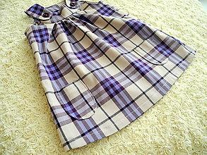 Detské oblečenie - Šatečky pre bábätko - 8168307_