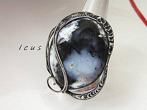Prstene - Prsteň Opál - Nirenoel - 8169141_