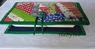 Papiernictvo - Objednávka - obal - crazy do modrá - 8168273_