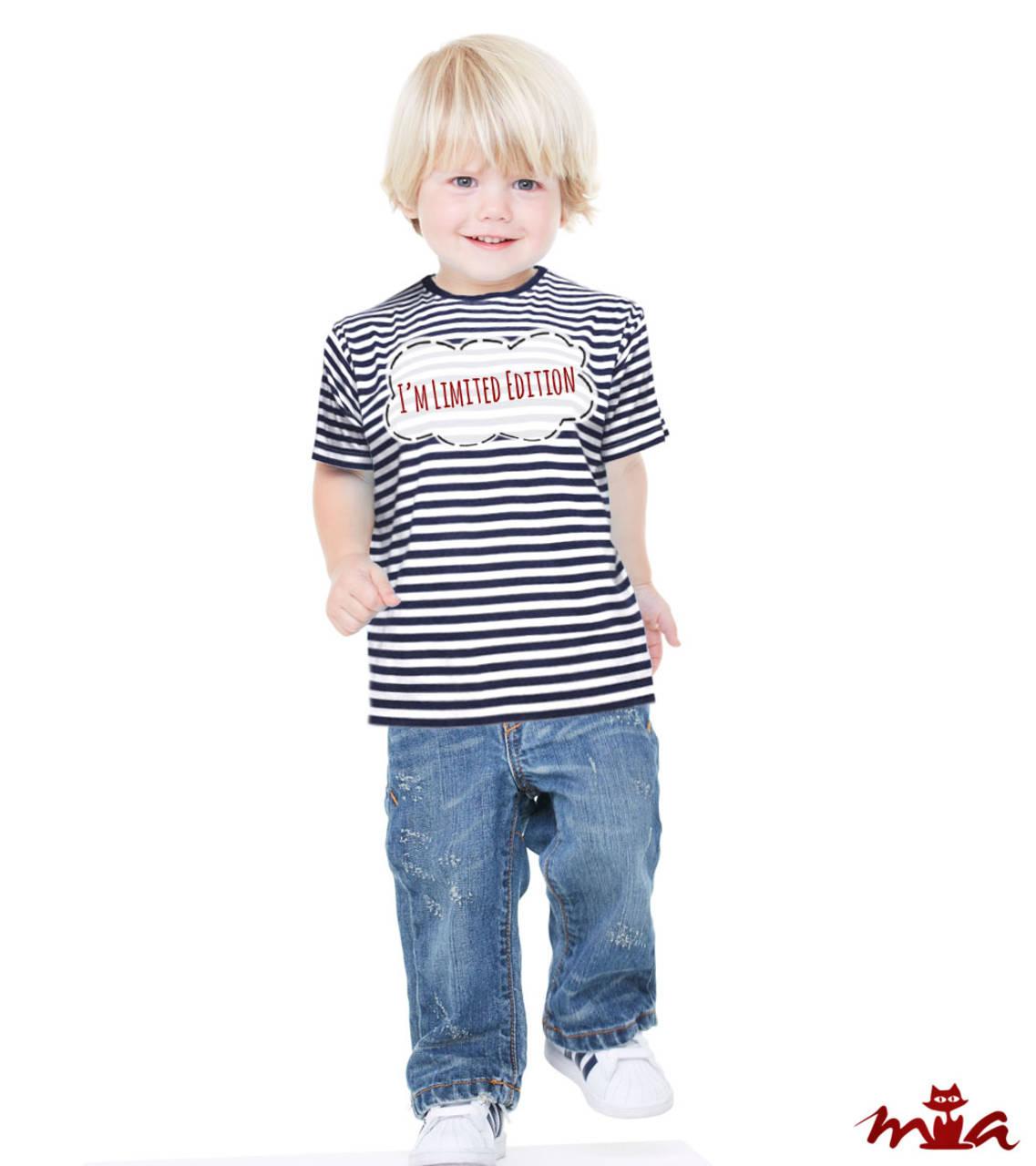 93819f1bc32 ... Detské oblečenie - Detské námornícke tričko s vlastným nápisom -  8170925  ...
