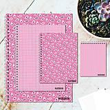 Papiernictvo - MADEBOOK sada - krása - 8171809_