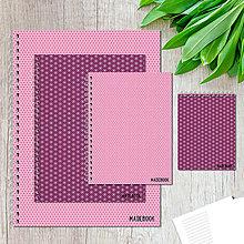 Papiernictvo - MADEBOOK sada - bodky - 8171799_