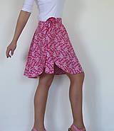 Sukne - Sukienka mašľová Sólo - 8173036_