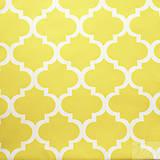 - veľké žlté maroko, 100 % bavlna, šírka 160 cm, cena za 0,5 m - 8172172_