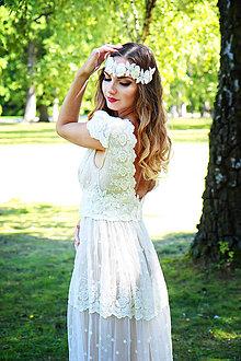 Šaty - Bohémske svadobné šaty Michelle - 8173218_