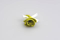 Pierka - Pierko bledozelená ruža - 8172237_