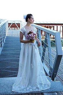 Šaty - Svadobné šaty - 8176304_
