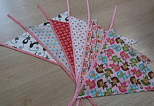 Detské čiapky - Letná šatka...dievčenská - 8175308_