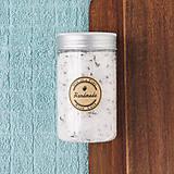 Návody a literatúra - Epsomská soľ do kúpeľa - tvorivý balíček s návodom - 8176093_
