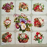 Papier - kvety 75 - 8175919_